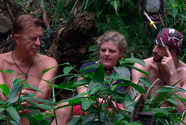 Duncan Bannatyne, Susannah Constantine and Brian Friedman discuss their dislike of Lady Colin Campbell on 'I'm a Celebrity... Get Me Out of Here!' Broadcast on ITV1 HD.