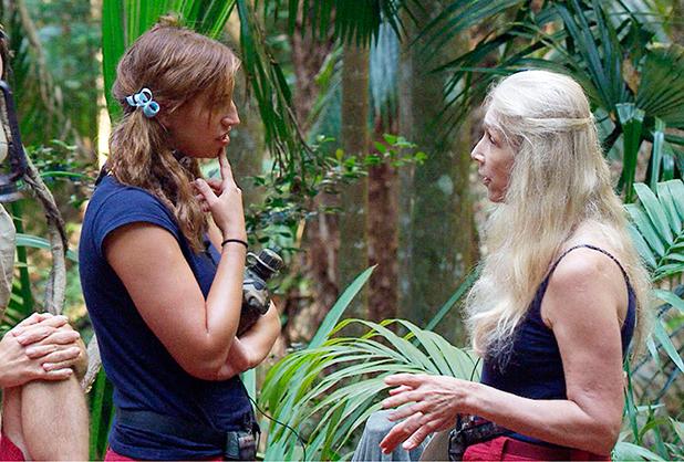 'I'm A Celebrity...Get Me Out Of Here!' TV Programme, Australia - 26 Nov 2015 Lady Colin Campbell and Ferne McCann
