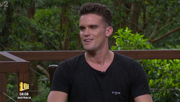 I'm A Celebrity Get Me Out of Here Now: Gaz Beadle talks about Vicky's gameplan 26 Nov 2015