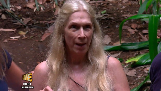 Lady C in the jungle, I'm A Celebrity, 2015