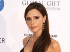 Victoria Beckham looks sleek on the red carpet at Global Gift Gala