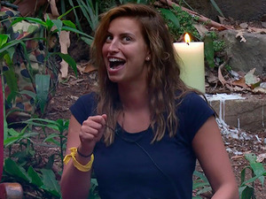 Ferne McCann on 'I'm a Celebrity... Get Me Out of Here!' Broadcast on ITV1 HD.