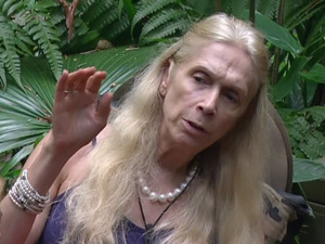 'I'm A Celebrity...Get Me Out Of Here!' TV show, Australia - 30 Nov 2015 Lady C (Lady Colin Campbell) in camp.