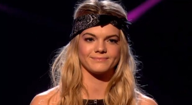 Louisa Johnson performs Justin Bieber on The X Factor, ITV 28 November