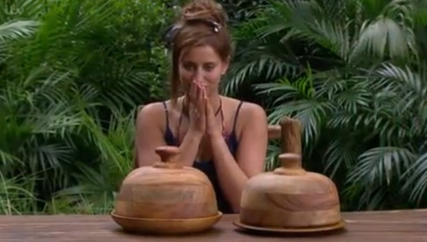 I'm A Celebrity 2015 finale: Ferne's last ever Bush Tucker Trial