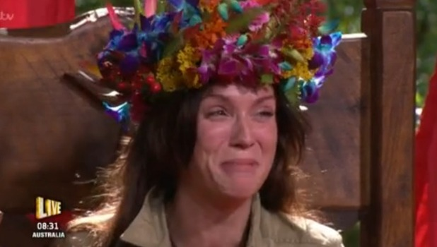 'I'm A Celebrity...Get Me Out Of Here!' TV Show, Australia - Vicky wins