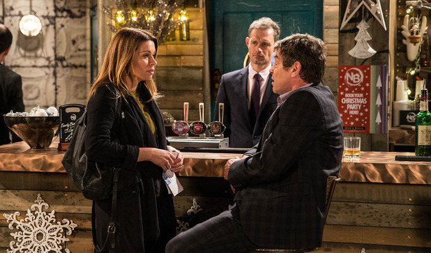 Corrie, Johnny gets a visiting order from Rob, Wed 9 Dec