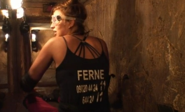 I'm A Celebrity: Ferne takes on the Panic Pit Part 2 2 Dec 2015