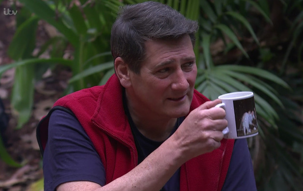 Tony Hadley on I'm a Celebrity... Get Me Out of Here!, 3/12/15