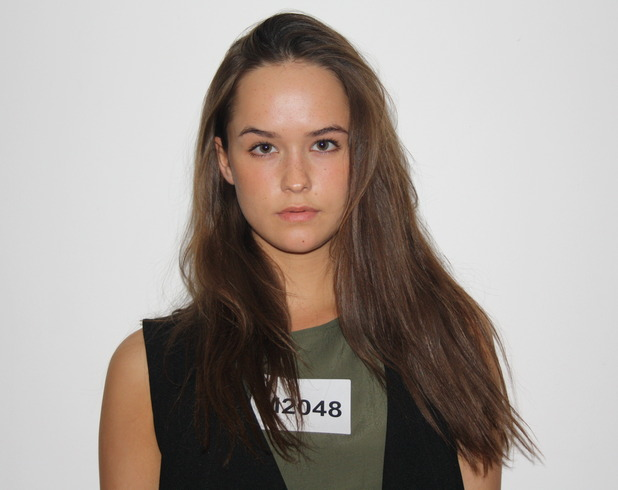 Britain's Next Top Model 2016: Alex Kelly aka Lexi