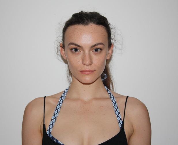 Britain's Next Top Model 2016: Jessica Workman.