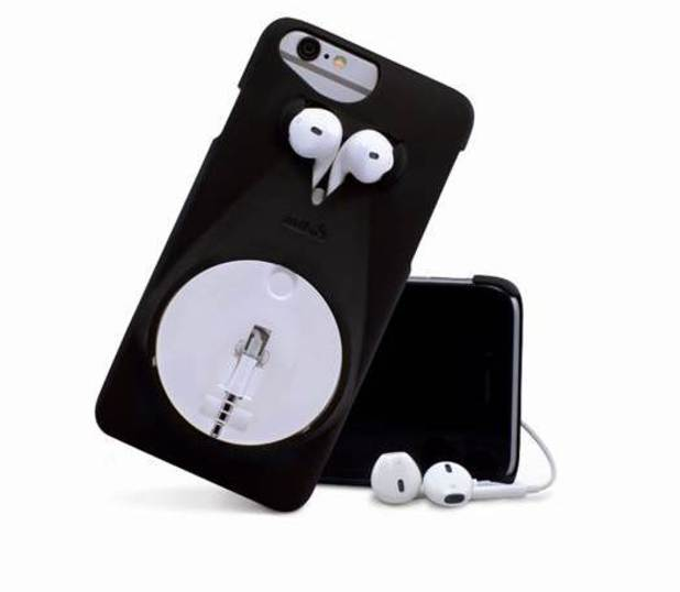Mous Musicase Headphones Carrier Phone Cover