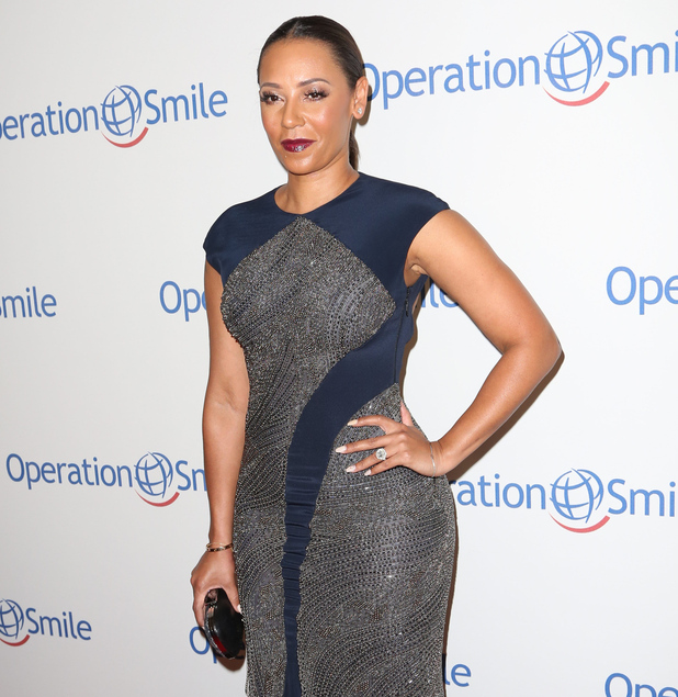 Mel B at the 2015 Operation Smile Gala at the Beverly Wilshire Hotel - 3 October 2015.