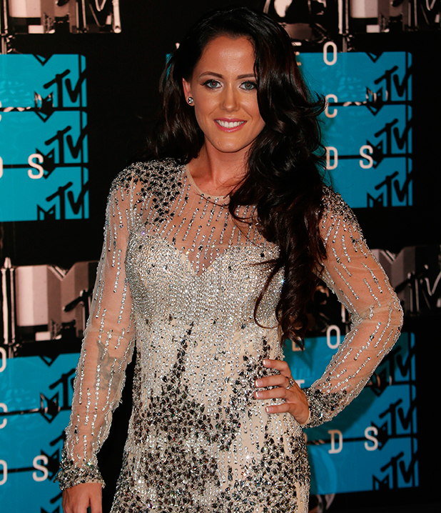 The 2015 MTV Video Music Awards Jenelle Evans