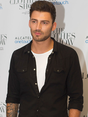 The Clothes Show 2015 - Day 3 Jake Quickenden