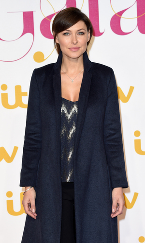 Emma Willis attends the ITV Gala at London Palladium on November 19, 2015 in London, England.
