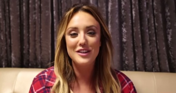 Charlotte Crosby places a bet with Gary Beadle telling him - If Sunderland win the next Derby match, you have to marry me Gary! - 7th December 2015