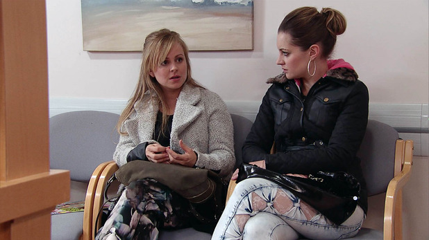 Corrie, Kylie talks Sarah out of an abortion, Mon 14 Dec