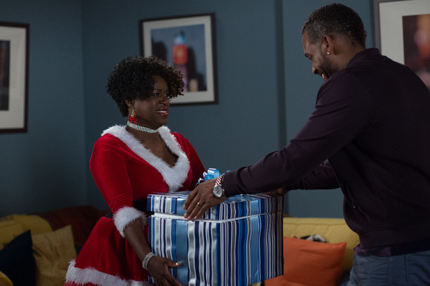 EastEnders, Vincent gets a horrifying present, Fri 11 Dec