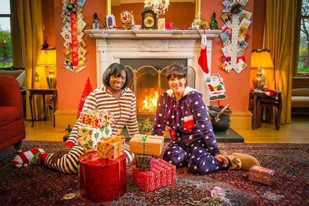Supershoppers Do Christmas, Mon 14 Dec