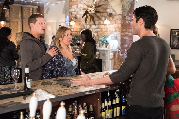 Hollyoaks, Myra confronts Diego, Thu 10 Dec