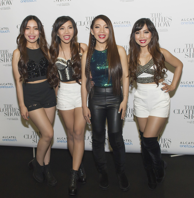 4th Impact at the Clothes Show in Birmingham, 11th December 2015