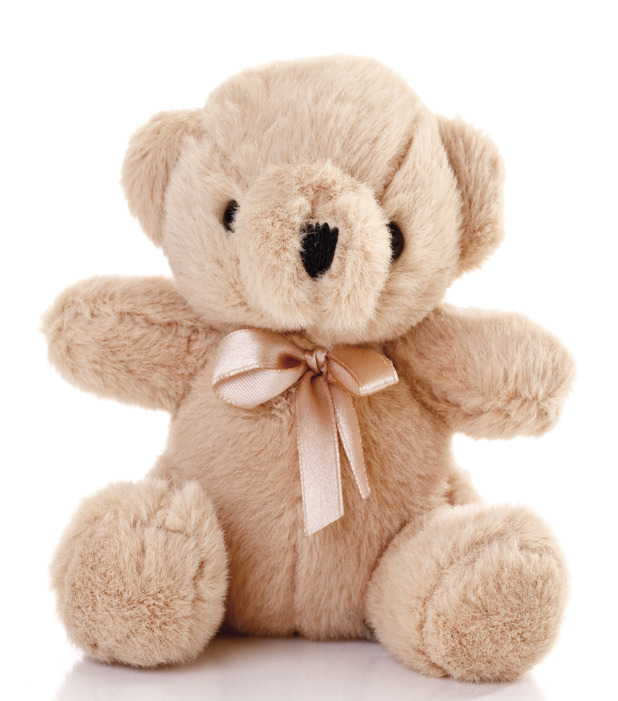 Sara Clark's son was bought a £10 teddy bear by a kind stranger in Worcester