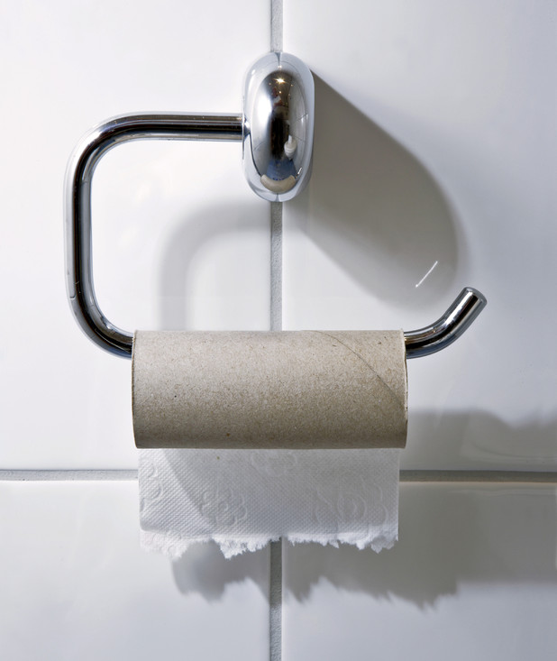 Toilet paper on a roll - luxury firm Joseph's Toiletries sell toilet paper for £632