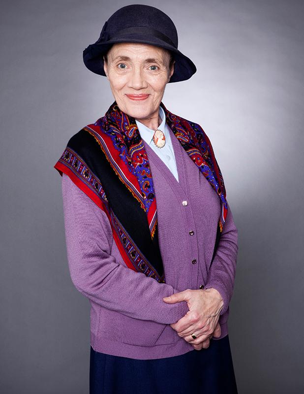 Edna Birch, Emmerdale, 2015