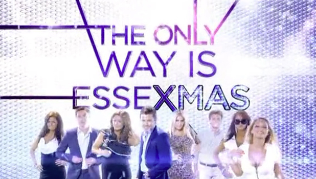 TOWIE series one: Essexmas series one titles