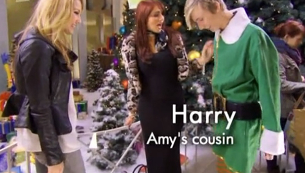 TOWIE series one: Harry dresses up as Elf