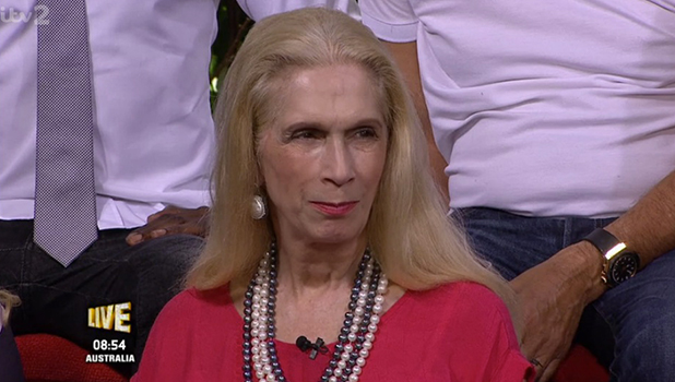 I'm A Celebrity 2015 finale: Lady C makes an appearance