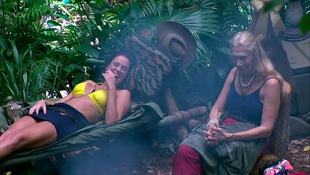 Kieron Dyer explains the Scarier 52 challenge and when he came face to face with an ostrich on 'I'm a Celebrity...Get Me Out of Here!'. Broadcast on ITV1 HD