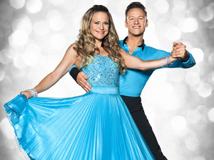 Strictly, Kellie and Kevin
