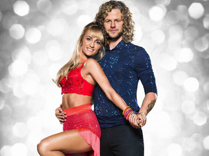 Strictly, Jay and Aliona