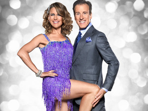 Strictly, Katie and Anton