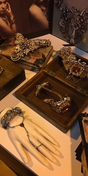 Brooke Vincent Blog: The Clothes Show jewellery 14 December