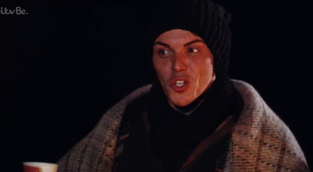 Bobby on being more manly, TOWIE Essexmas 16 December