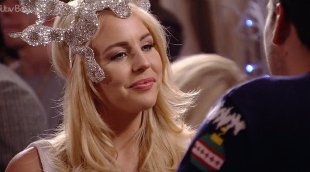 Lydia Bright and James Arg Argent discuss proposal, TOWIE 16 December