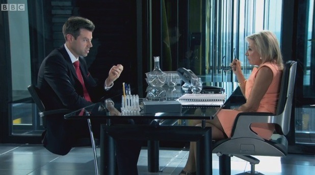 Linda Plant slams Gary Poulton, The Apprentice: Interviews 16 December