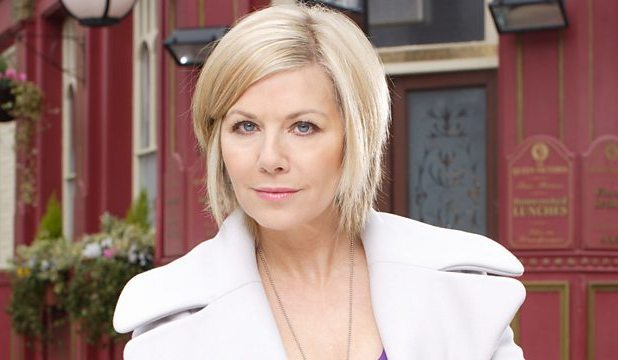 Glynis Barber is set to make a brief return to EastEnders this New Year to reprise her role as Glenda Mitchell. December 2015.