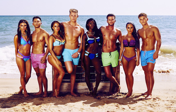 MTV Ex On The Beach new lineup for series four 15 December
