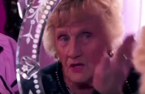 Nanny Pat's makeover by Amy Childs
