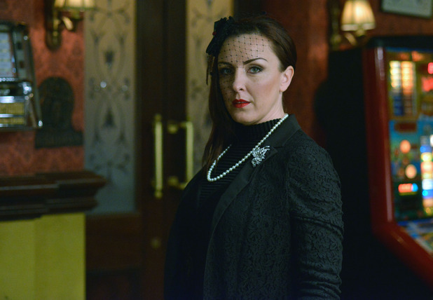 EastEnders: Belinda Slater, now played by Carli Norris, will make a return to Walford in the New Year. December 2015.