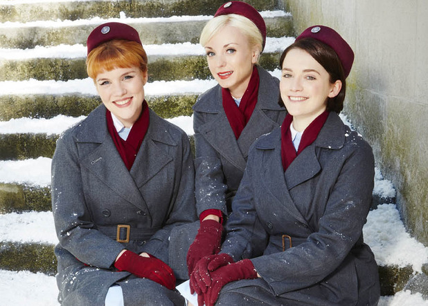 Call The Midwife Christmas special, Fri 25 Dec
