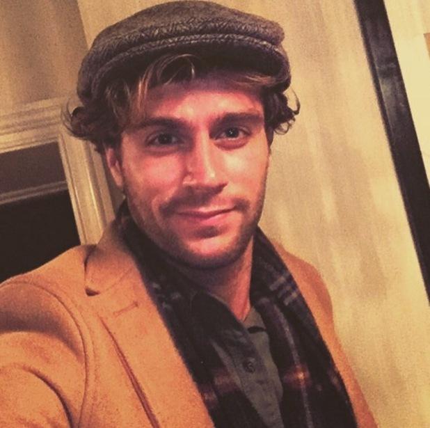 Max Morley selfie, Instagram November