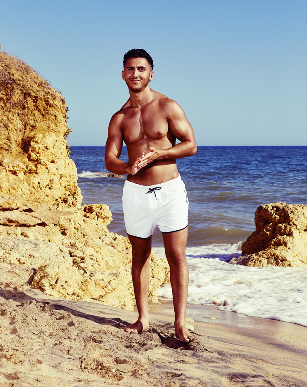 Youssef Hassane, Ex On The Beach series four 15 December