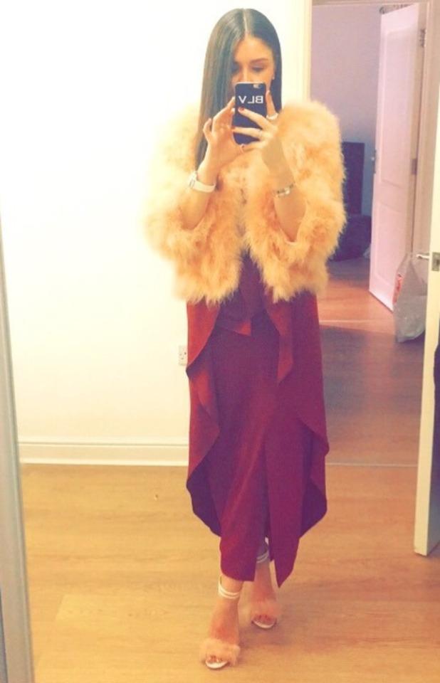 Brooke Vincent blog: Christmas party outfit 18 December