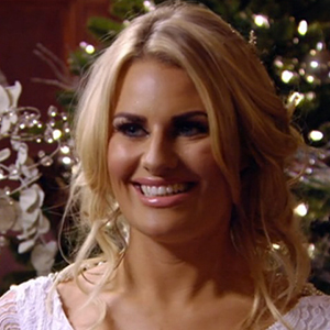 TOWIE's Danielle Armstrong and James Lock talk in the Essexmas special 2015