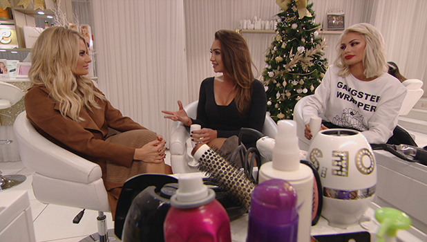 Lauren Goodger The Only Way Is Essexmas, exclusively on ITVBe on Wednesday 16th December from 10pm.